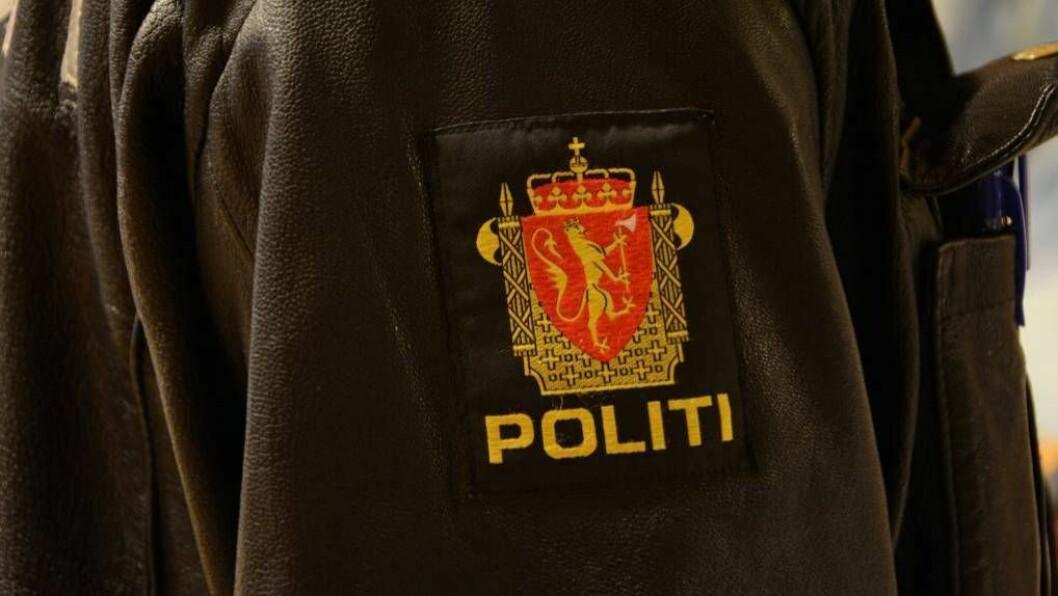 SKADEVERK: Natt til søndag blei det gjort skadeverk i Øvre Årdal.