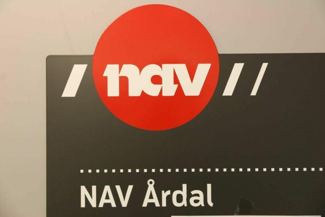 Færre: NAV Årdal kan gle seg over færre arbeidsledige. Illustrasjonsfoto