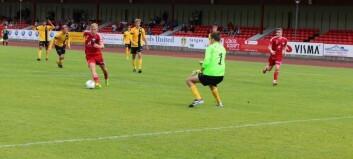 Målrik kamp for Årdal FK