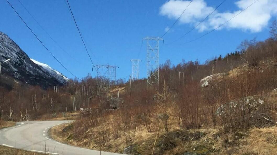 FEM MILLIARDAR: Til saman har det tyske investeringsselskapet Aquilla Capitaldei to siste åra brukt nærmare fem milliardar kroner på å sikra seg norske vind- og vasskraftverk. Illistrasjonsfoto: Truls Grane Sylvarnes