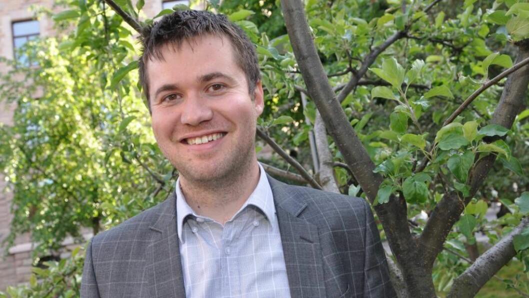 LATAR SOM: Stortingsrepresentant for Senterpartiet, Geir Pollestad, meiner Frp latar som dei kjempar mot avgiftsauke på drivstoff. Foto: Senterpartiet