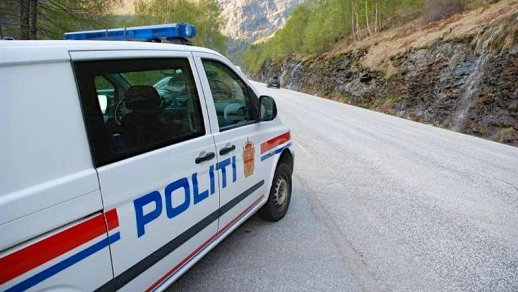 MEIR UP:Færre ulykker på Sørlandet og Austlandet gjer at utrykkingspolitiet har overført fleire stillingar til Vestlandet.Foto: Arkiv.