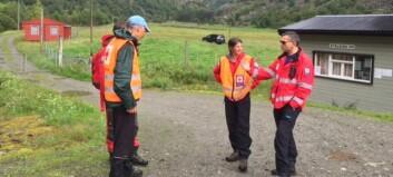 Fire turgåarar funnen etter aksjon i Aurland