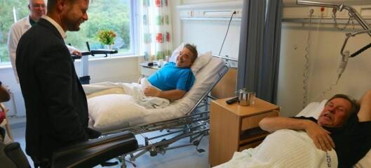Lokalsjukehuset i Lærdal får behalde akuttberedskapen