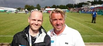 – Me behandlar Norway Cup-deltakarane som eliteseriespelarar