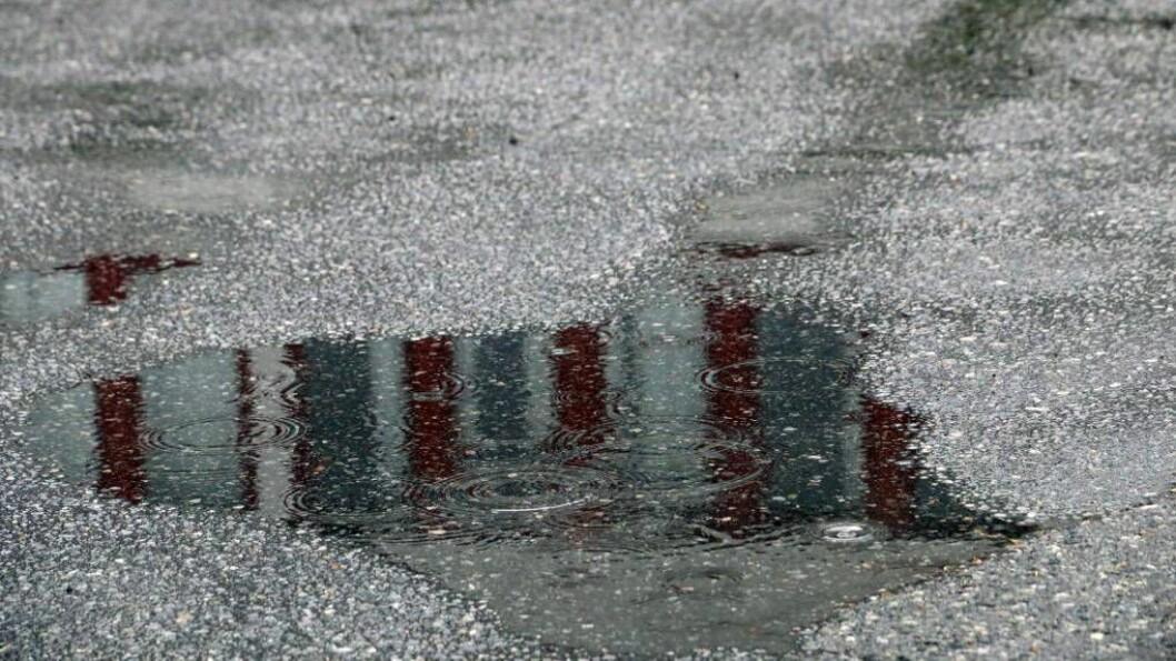 BLAUTT: Det er venta ein god del nedbør i løpet av dei neste 36 timane i Sogn og Fjordane. Illustrasjonsfoto: Truls Grane Sylvarnes.