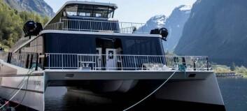 «Fjordsyn» klar for trafikk