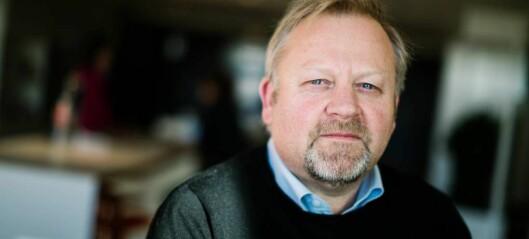 Skivebom frå professor Stein Østre