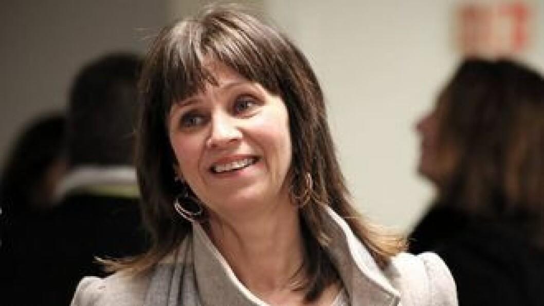 DIGITAL KOMPETANSE: Vi må satse lokalt og regionaltpå å auke den digitale kompetansen vår, skriv fylkesordførar Jenny Følling.