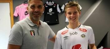 Johan Hove utteken på G16-landslaget