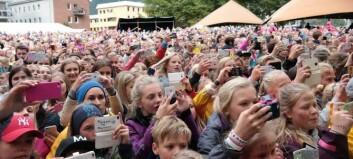 Politikarane doblar tilskotet til Målrock