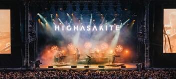 Highasakite toppar ein stjernespekka konserthaust i Sogndal