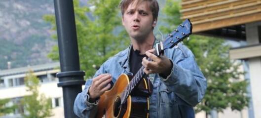 Daniel Kvammen til Jordeplerock: – Eit stjerneskot i musikkverda
