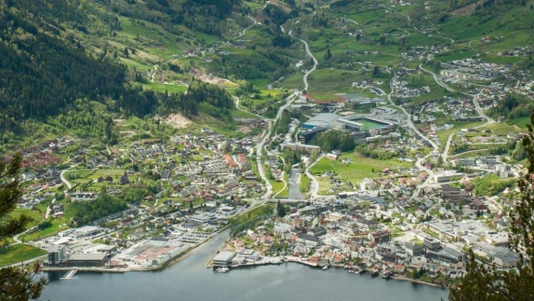 I Sogndal har sju eigedommar skifta eigarar dei siste to vekene.