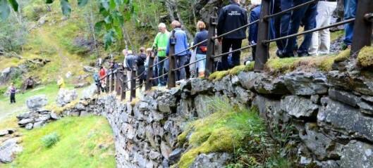 Historisk Filefjell-veg opnar fredag