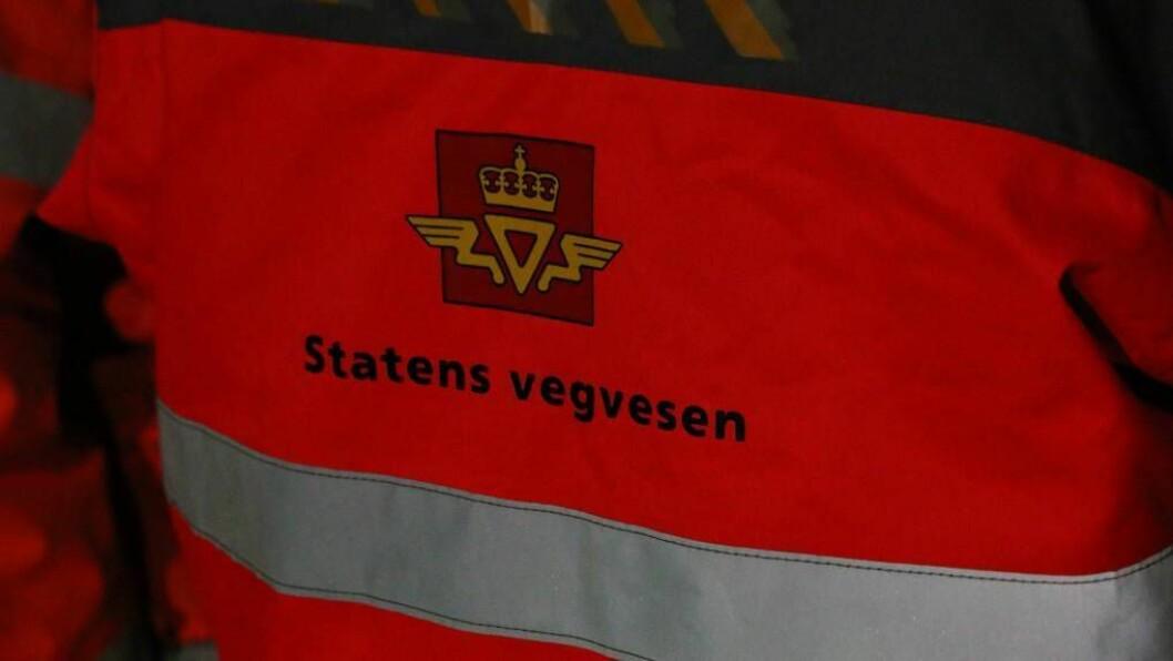 KONTROLL: Statens vegvesen gjennomførte kontroll i sogndalsområdet.