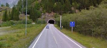 Laurdag er det 25 år sidan denne tunnelen opna