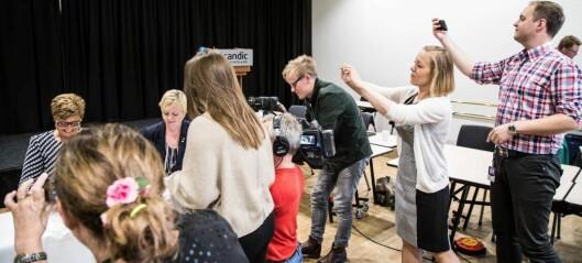 Ber om nynorsk i vestlandsregionen