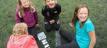 Fysisk aktivitet gjer dei svakaste elevane flinkare i matte
