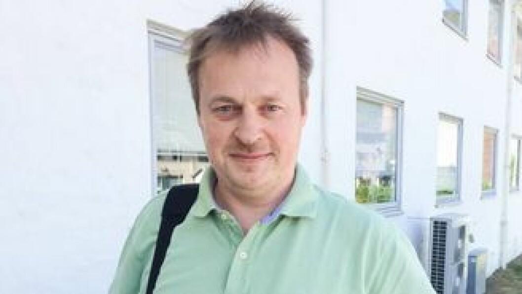 ORDFØRARKANDIDAT: Arne Glenn Flåten vart tysdag kveld valt til Sogndal Høgre sin ordførarkandidat til kommunevalet neste år.