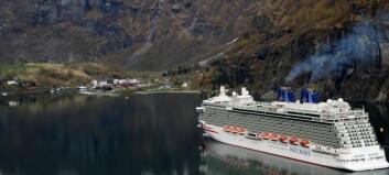 Hamnevesenet vil premiera skipa som vel gode miljøløysingar