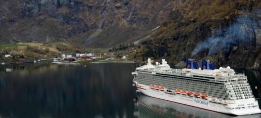 Cruisereglar kan koste Aurland dyr