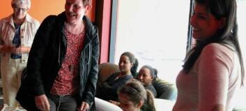 Røde Kors får støtte til aktivitetar for asylmottak
