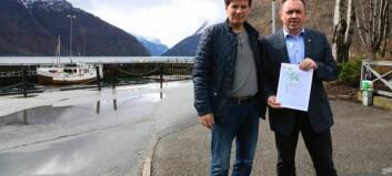 Jobbar for å halde Årdal-Tyin vinterope