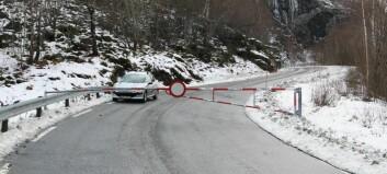 Dette kjem fram av rapporten om vinterstenging av Årdal-Tyin