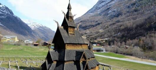 Stavkyrkja opnar dørene for sesongen