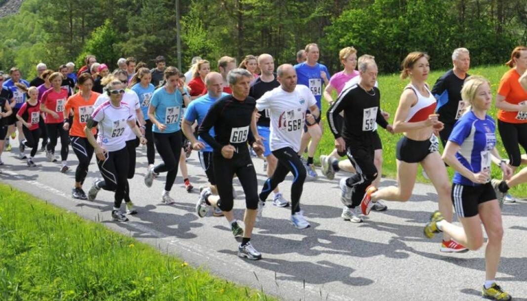 AVLYST: Vettisløpet skulle eigentleg gå av stabelen no i helga, men vart avlyst tidlegere i år. Bilete er frå Vettisløpet i 2012.