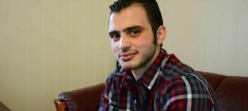 Hadwan (25) vil følge kunstardraumen
