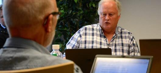 Reagerer på forslag om kommunesamanslåing