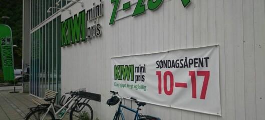 Fylkesutvalet mot søndagsopne butikkar