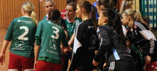 Rasvegane avlyste handballkamp