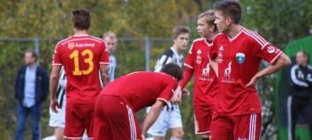 Årdal fekk med seg eitt poeng mot Stryn