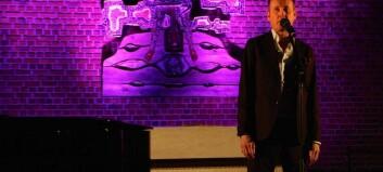 Dagsland skapte ei magisk stemning i Farnes kyrkje