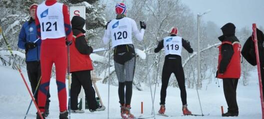 Vellukka SFF-renn på Seimsåsen