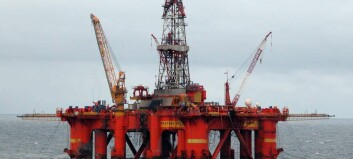 Oljenedturen forplantar seg