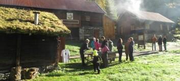 Invitererer til haustmarknad i Utladalen