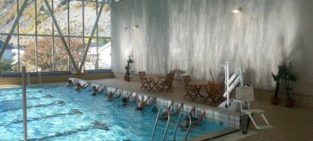 Byr på helse og velvære i vatn