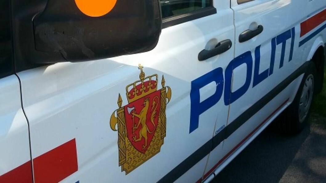 FART: Ein person vart teken med for høg fart under kontrollen på Ljøsne i Lærdal onsdag ettermiddag. Illustrasjonsfoto
