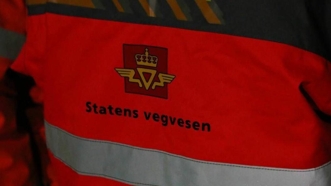 VEG: Vegen Hol - Aurland var stengt ved Vassbygdtunellen laurdag, men no er vegen open for trafikk. Illustrasjonsfoto
