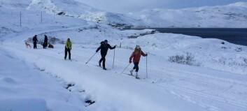 Åtvarar mot snøskredfare