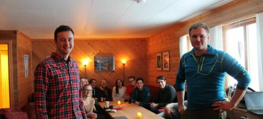 Senterungdommen samla i Årdal