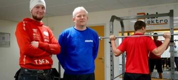 Jubel for Gymloftet– flyttar no til nye lokale