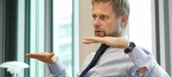 Helseminister Bent Høie om smitten i Hyllestad: – Eg forstår at ordføraren tykkjer det er ein tøff jobb å handtera utbruddet