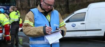 Brannsjefen i Årdal:–Manglar utstyr til å sløkke i høgda