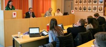 Klagar inn NVE-ja til kraftutbygging i Nundalen