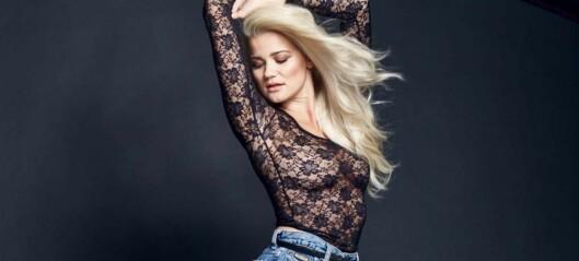 Pop-idolet Sandra Lyng kjem til Jordeplerock